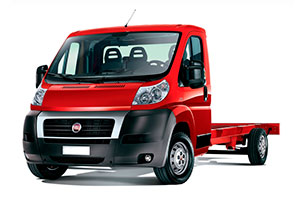Фаркопы на Fiat Ducato Chassis