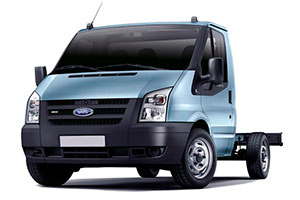 Фаркопы на Ford Transit Chassis