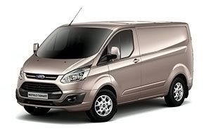 Фаркопы (ТСУ) на Ford Transit Custom 2012-н.в. фургон