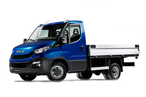 Фаркопы на Iveco Daily Chassis
