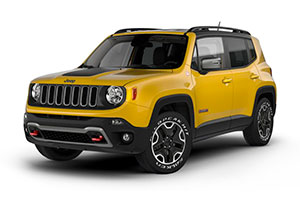 Фаркопы на Jeep Renegade