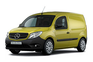 Фаркопы на Mercedes Benz Citan