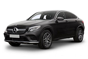 Фаркопы на Mercedes Benz GLC Coupe