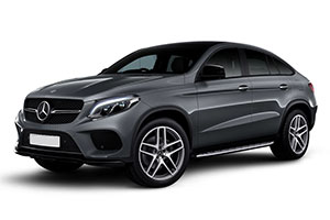 Фаркопы на Mercedes Benz GLE Coupe