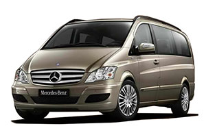 Фаркопы на Mercedes Benz Viano