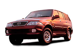 Фаркопы на Ssang Yong Musso