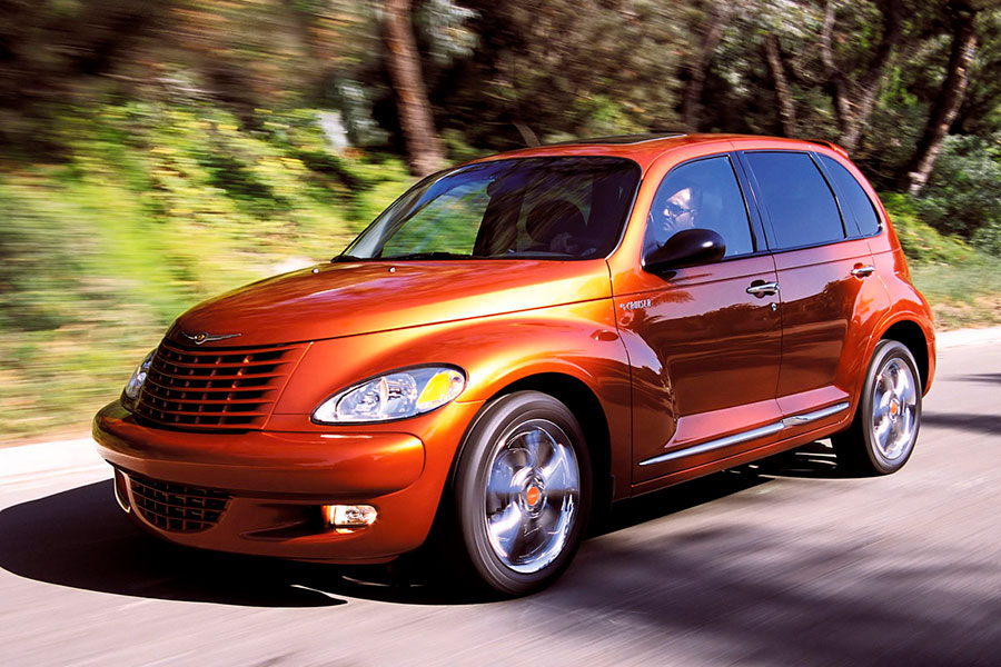 Фаркопы на Chrysler PT Cruiser