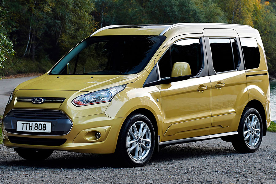 Фаркопы на Ford Tourneo Connect