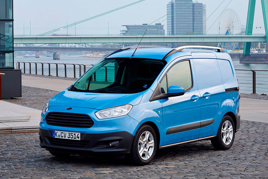 Фаркопы на Ford Transit Courier
