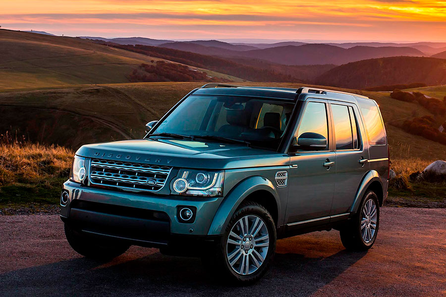 Фаркопы на Land Rover Discovery