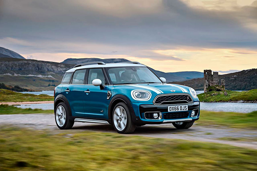 Фаркопы на Mini Cooper Countryman