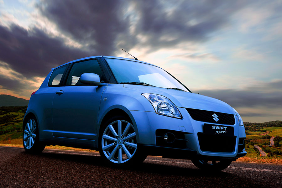 Фаркопы на Suzuki Swift